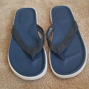 COPY - UGG mens slippers size 13.